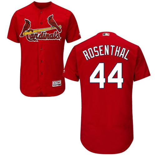 Cardinals #44 Trevor Rosenthal Red Flexbase Authentic Collection Stitched MLB Jersey