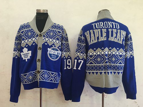 Toronto Maple Leafs Men's Ugly Sweater