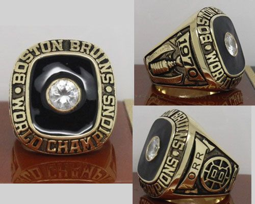 1970 NHL Championship Rings Boston Bruins Stanley Cup Ring