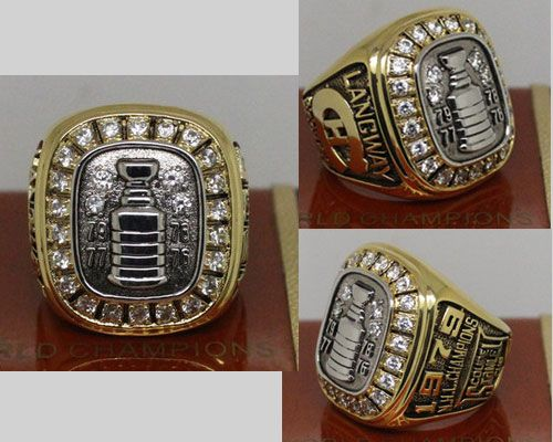 1979 NHL Championship Rings Montreal Canadiens Stanley Cup Ring