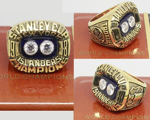 1981 NHL Championship Rings New York Islanders Stanley Cup Ring