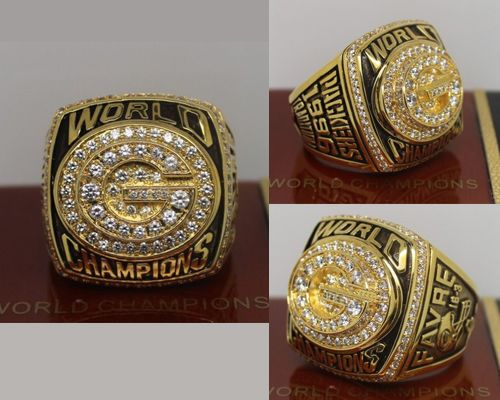 1996 NFL Super Bowl XXXI Green Bay Packers Championship Ring