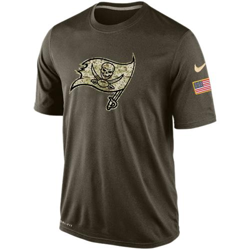 Men's Tampa Bay Buccaneers Salute To Service Nike Dri-FIT T-Shirt
