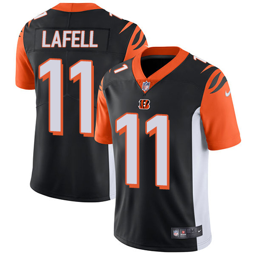 Nike Bengals #11 Brandon LaFell Black Team Color Men's Stitched NFL Vapor Untouchable Limited Jersey