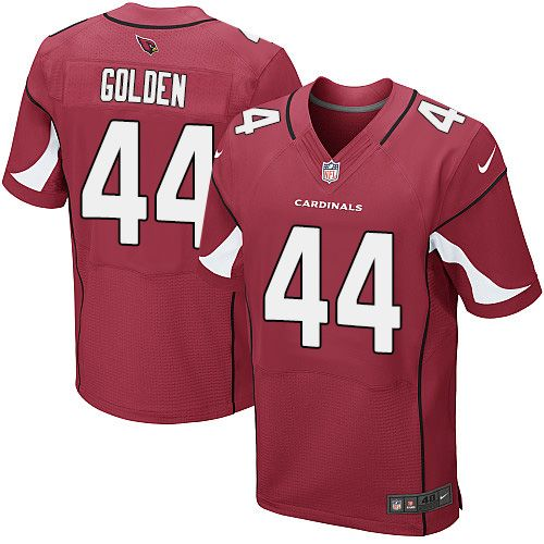 Nike Cardinals #44 Markus Golden Red Team Color Men's Stitched NFL Vapor Untouchable Elite Jersey
