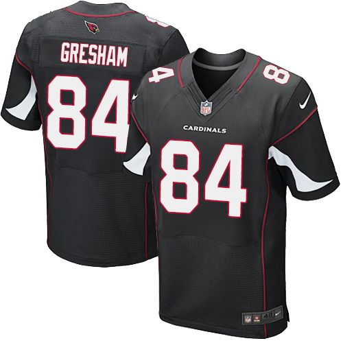 Nike Cardinals #84 Jermaine Gresham Black Alternate Men's Stitched NFL Vapor Untouchable Elite Jersey