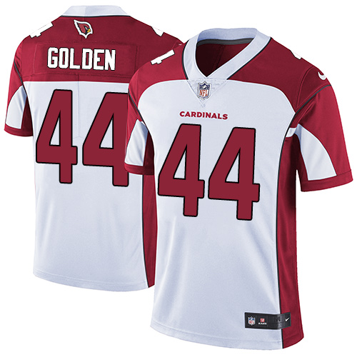 Nike Cardinals #44 Markus Golden White Men's Stitched NFL Vapor Untouchable Limited Jersey