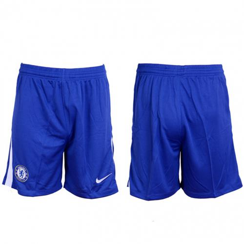 Chelsea Blank Blue Home Shorts