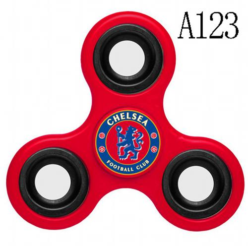 Chelsea 3 Way Fidget Spinner A123-Red